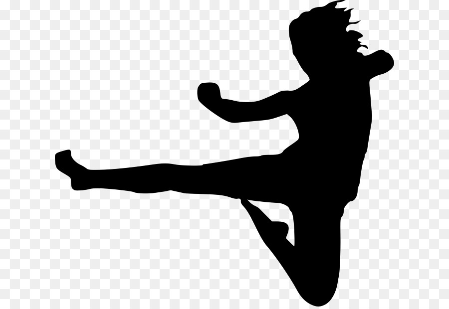 Martial arts clipart karate moves.