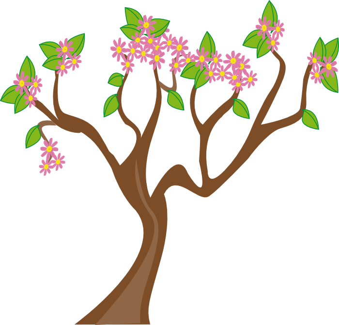 May flowers clip art.