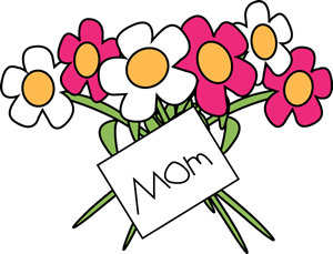 May flowers clip art mothers day.