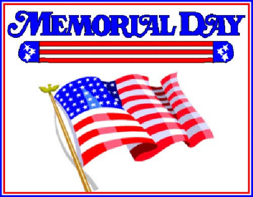 Memorial day clipart free printable.