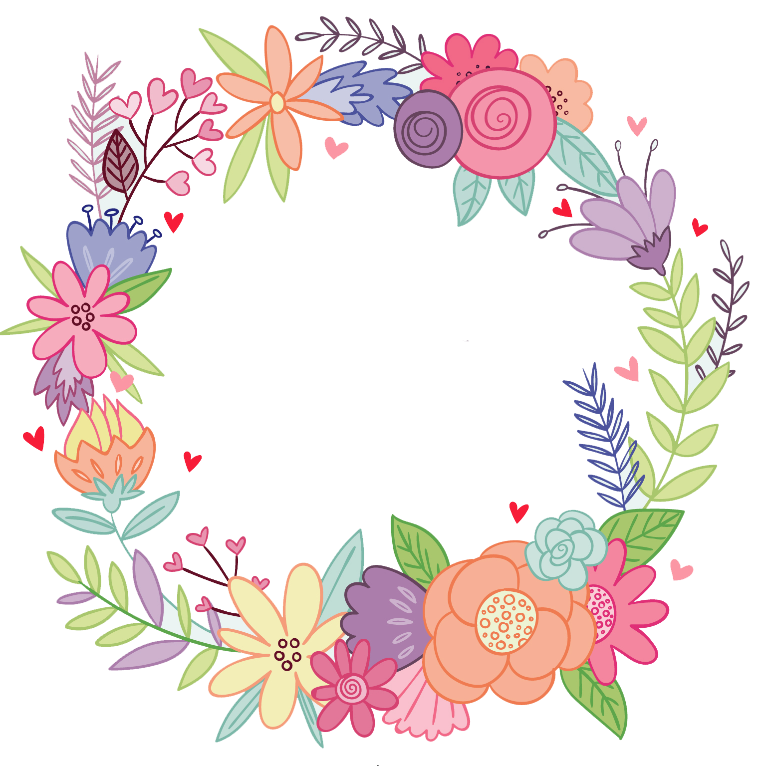 Mexican clipart flower crown.