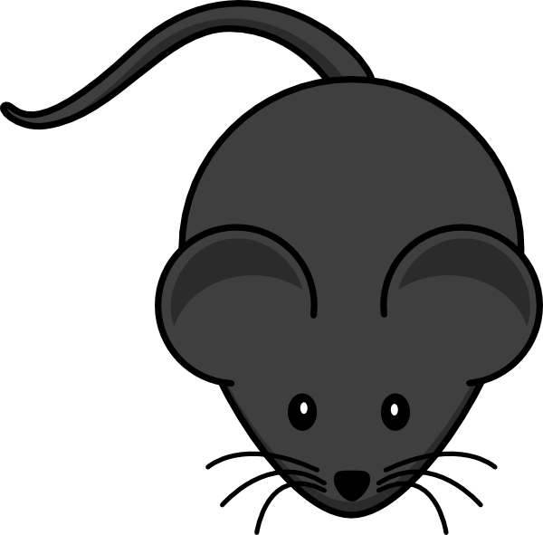 public domain clipart mouse