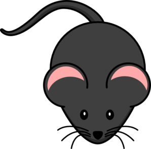 clipart mouse cute