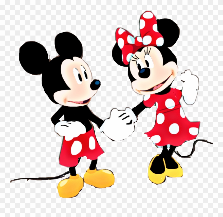 Mice clipart minnie mouse.