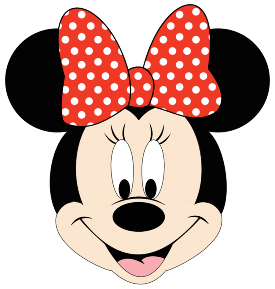 mickey mouse clipart face