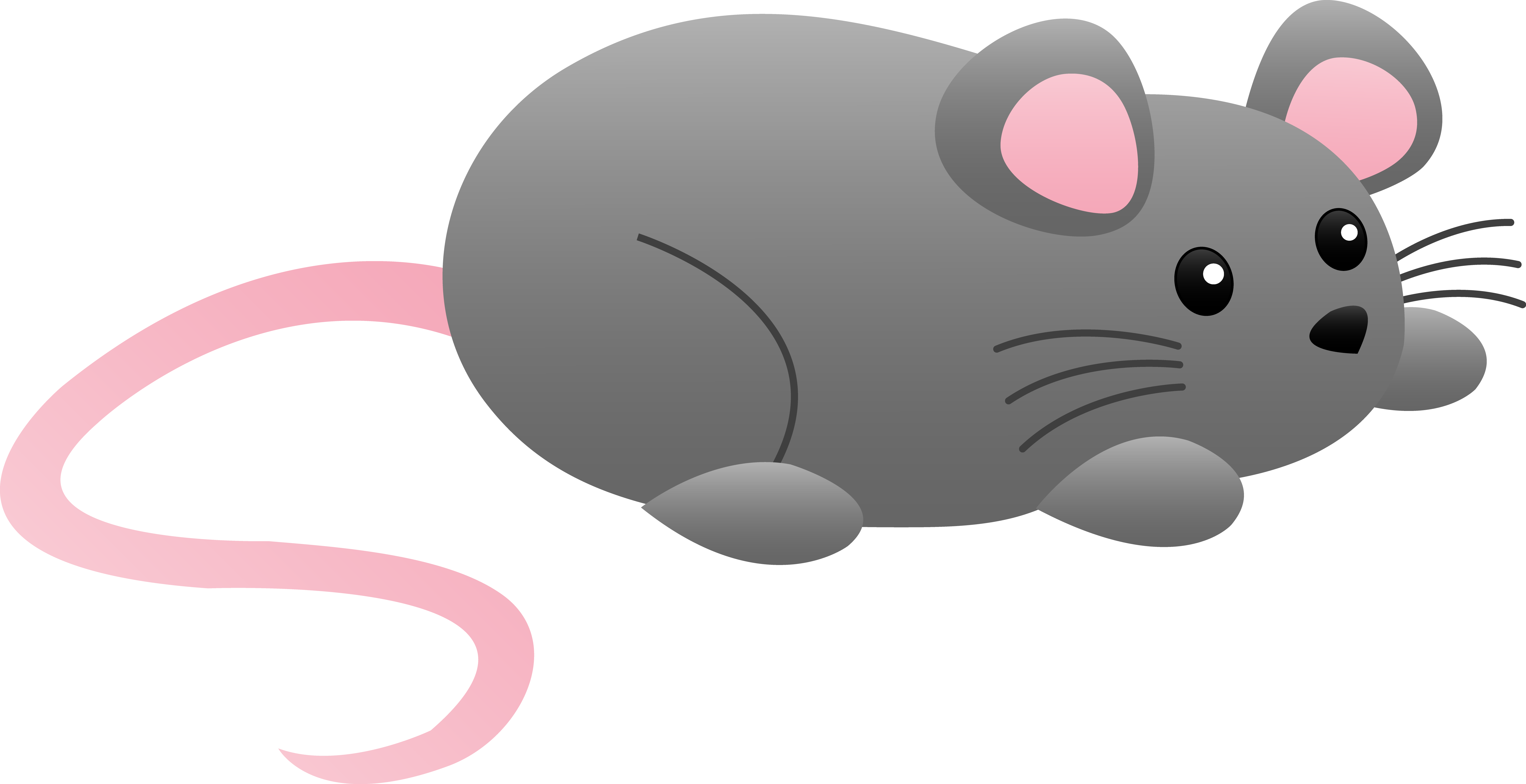 clipart mouse cartoon
