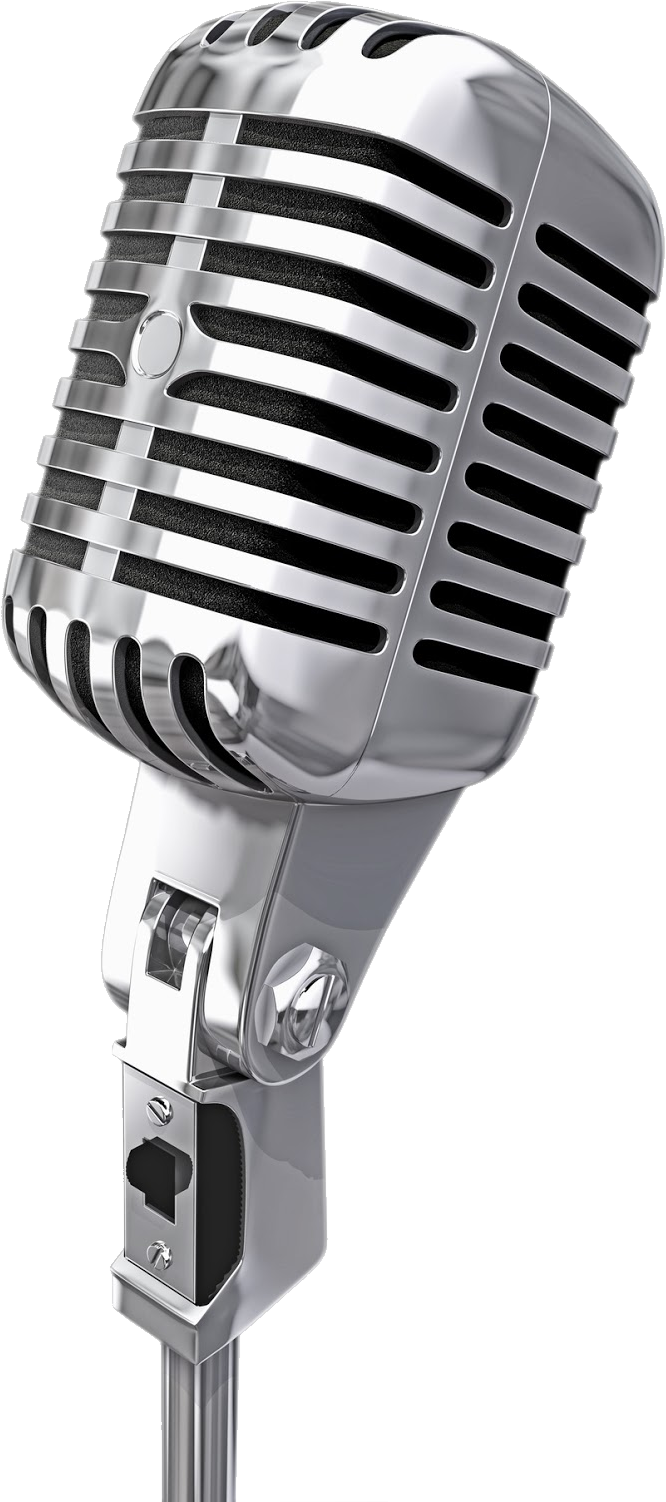 Microphone clipart photo download.