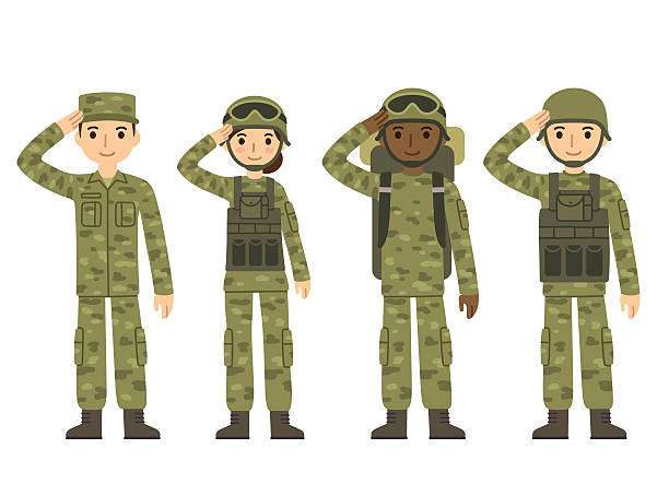military clipart