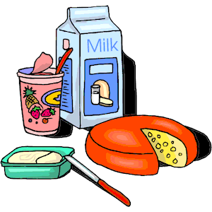 butter clipart dairy product