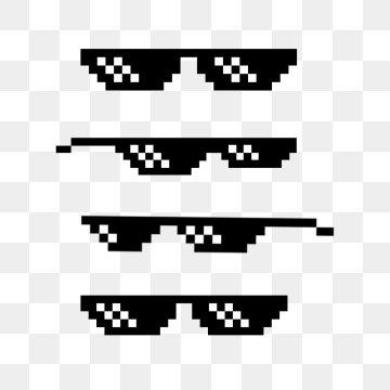 Mlg glasses clipart egg.