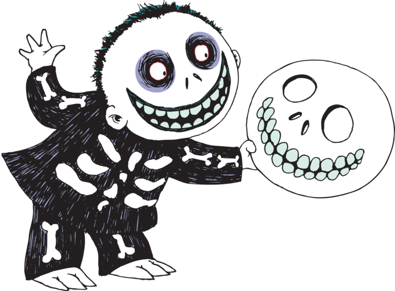 nightmare before christmas clipart barrel
