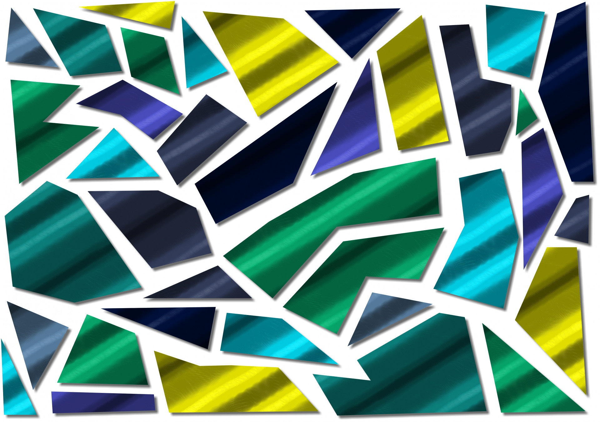 Mosiac clipart abstract.