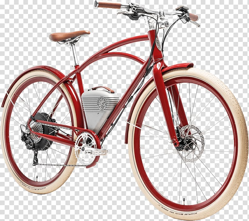 Motorized clipart electric bicycle.