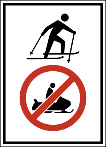 Motorized clipart electric sign.