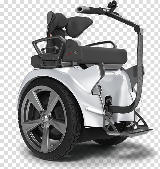 Motorized clipart electric vehicle.