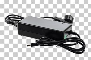 Motorized clipart power adapter.