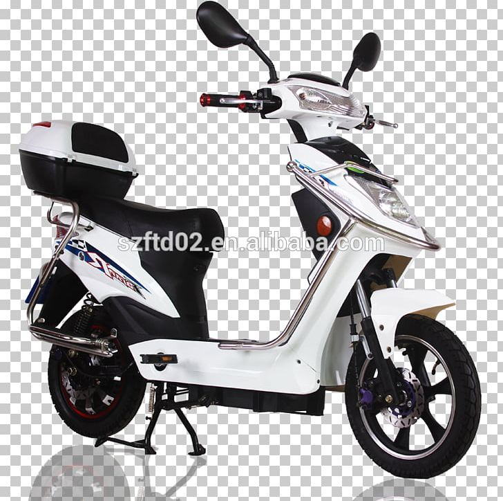 Motorized clipart scooter electric.