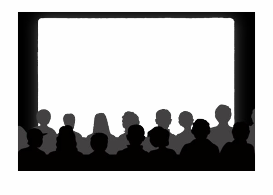 theatre clipart audience