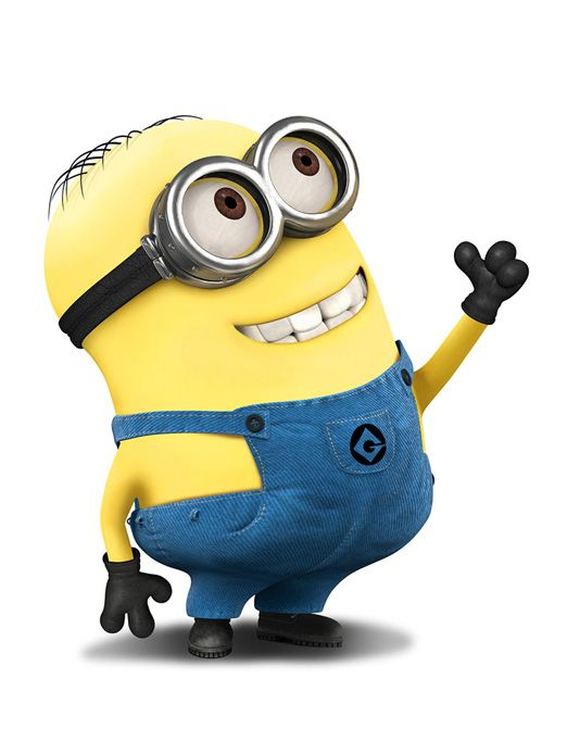 minion clipart clear background