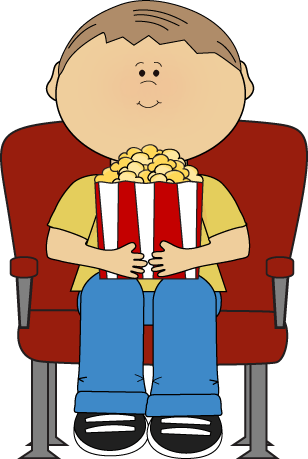 Movies clipart 3d movie.