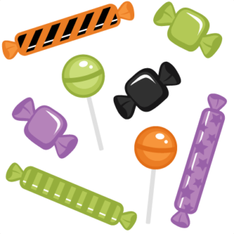 Movies clipart candy.