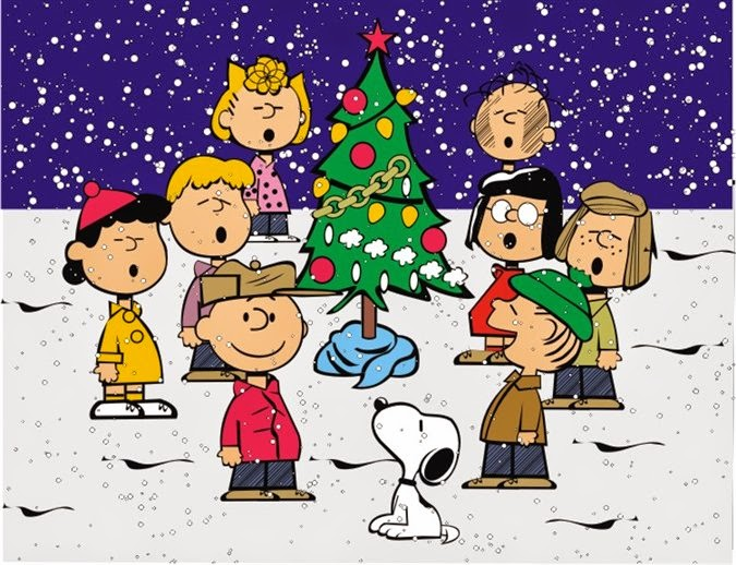 Movies clipart charlie brown christmas.