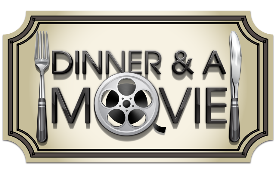 Movies clipart dinner.