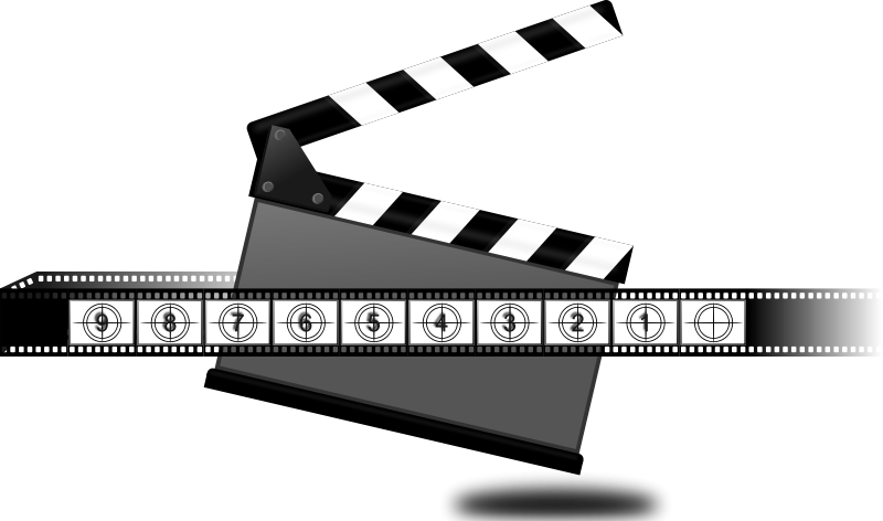 Movies clipart entertainment.