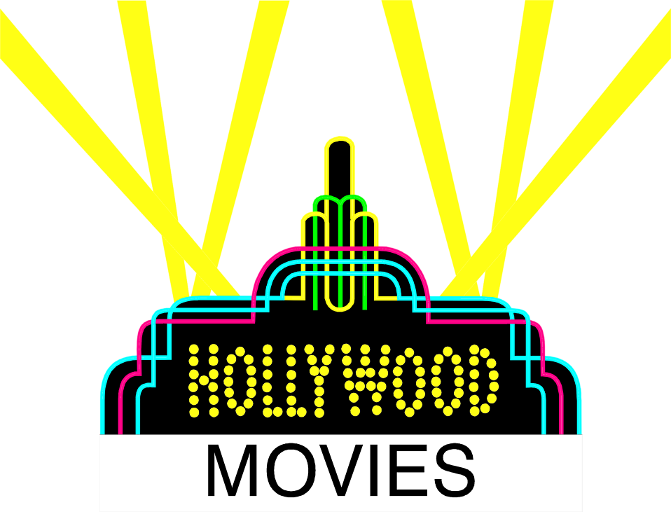 movie clipart the end