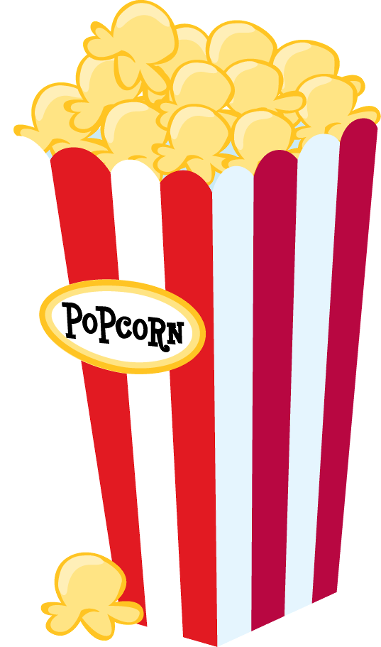 Movies clipart food.