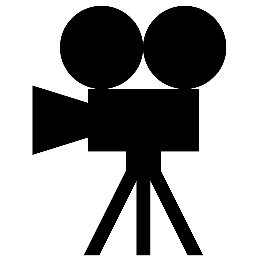 Movies clipart movie director.