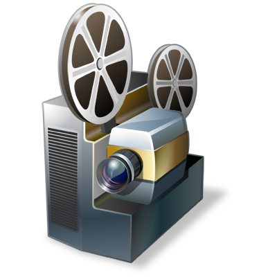 Movies clipart movie projector.