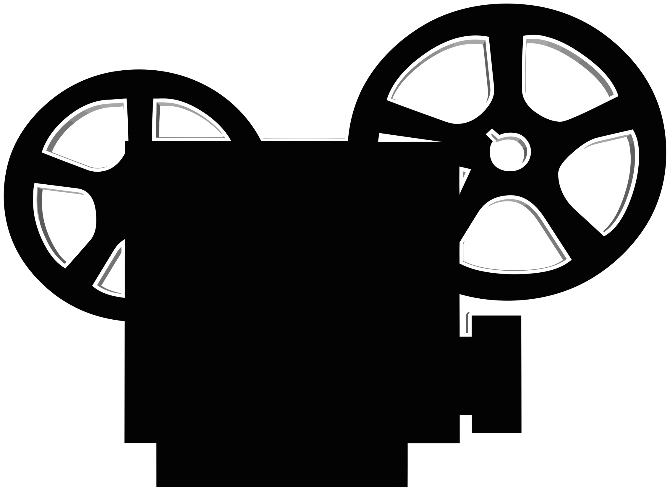 Movies clipart projecter.