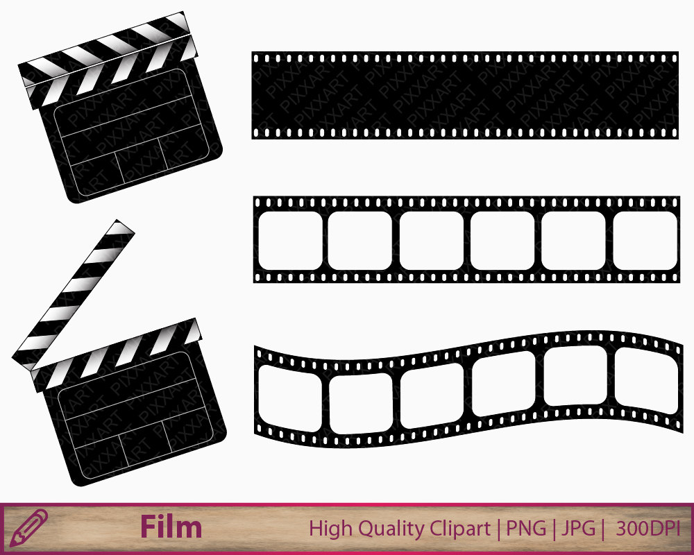 Movies clipart movie prop.