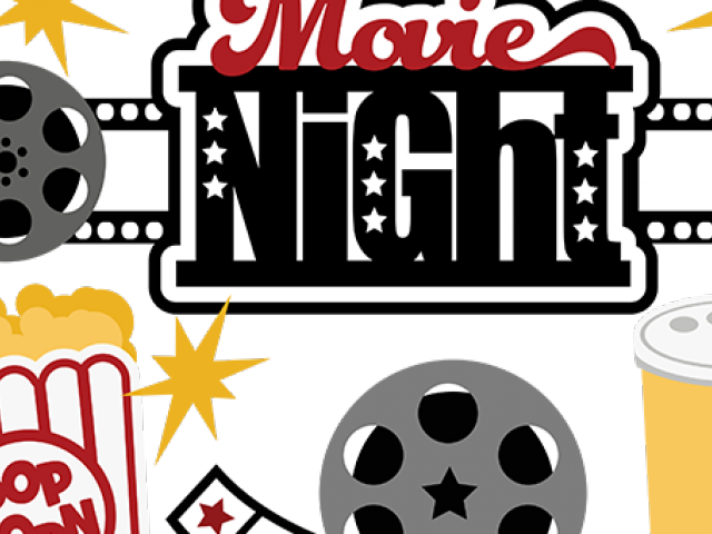 Movies clipart outdoor movie.