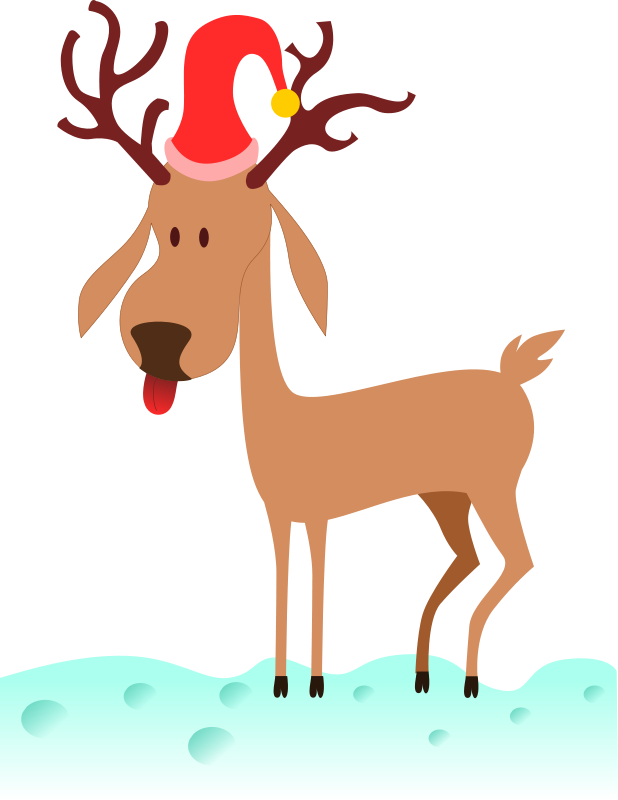 Movies clipart rudolph the red nosed reindeer.