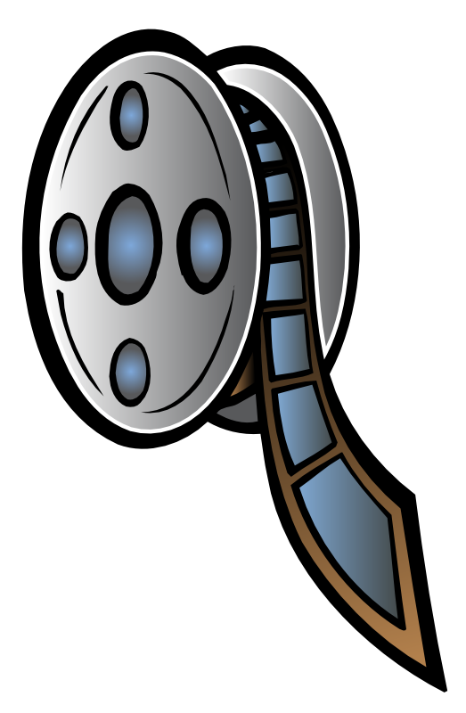 transparent clipart maker movie