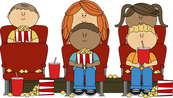 Movies clipart summer.