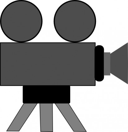 Movies clipart tool.