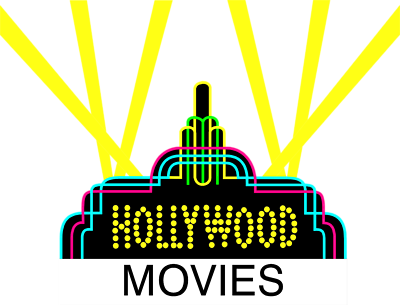 Hollywood clipart film.