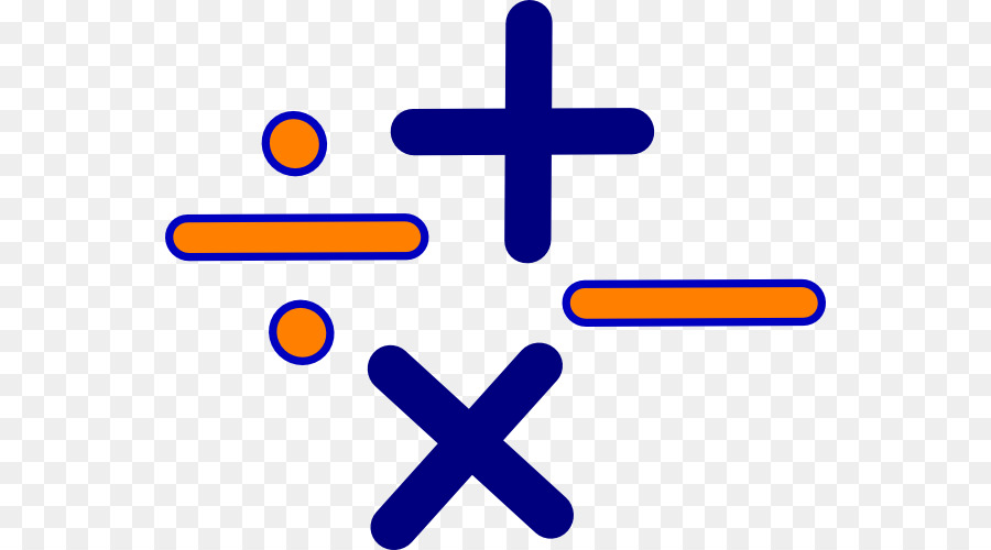 Multiplication clipart transparent.