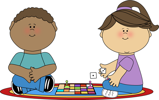 board game clipart kindergarten