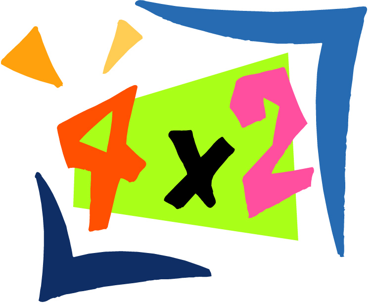 Multiplication clipart math group.