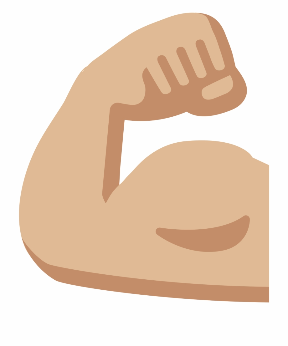 arms clipart strong