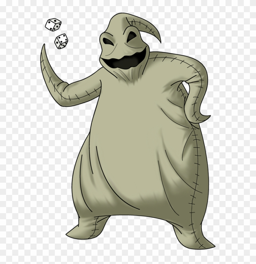 Nightmare before christmas clipart oogie boogie.