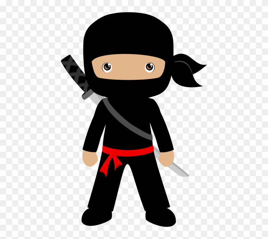 ninja clipart transparent