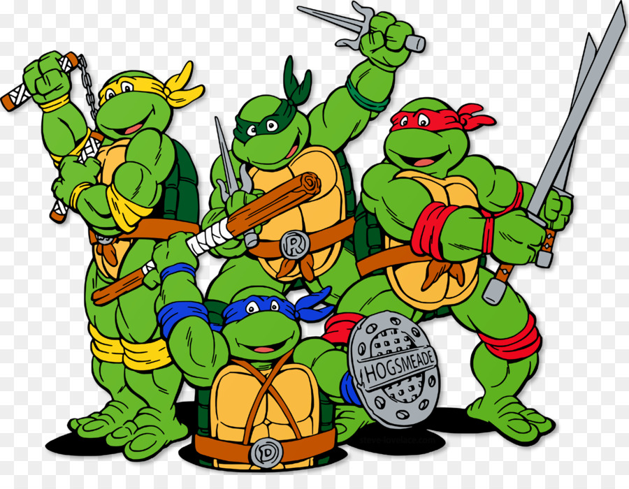 Ninja clipart turtles michelangelo.