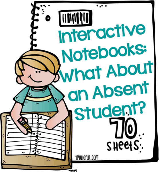 midterm clipart interactive notebook