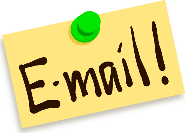 email clipart e mail