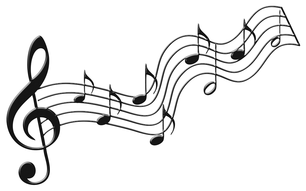 musical note clipart transparent background